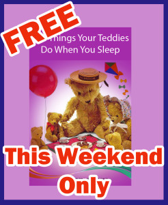 Final Cover Teddies Sleep free weekend
